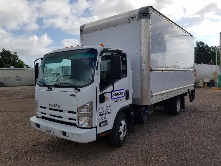 Medium Duty Box Truck-Light and Medium Duty Trucks-Isuzu-2012-NPR-LAFAYETTE-LA-64,610 miles-$30,250