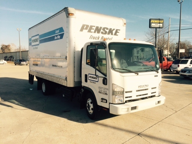 Medium Duty Box Truck-Light and Medium Duty Trucks-Isuzu-2012-NPR-HAMMOND-LA-108,190 miles-$25,000