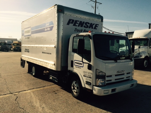 Medium Duty Box Truck-Light and Medium Duty Trucks-Isuzu-2012-NPR-BATON ROUGE-LA-117,995 miles-$27,000