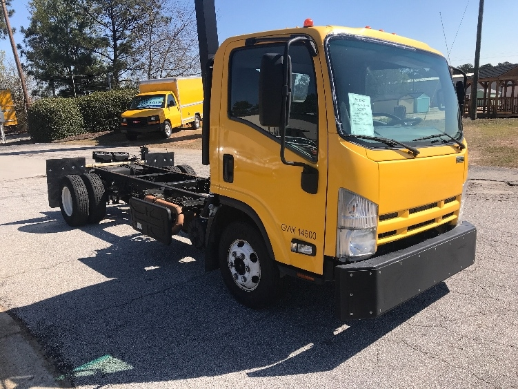 Cab and Chassis Truck-Light and Medium Duty Trucks-Isuzu-2012-NPR-CONYERS-GA-192,350 miles-$18,500