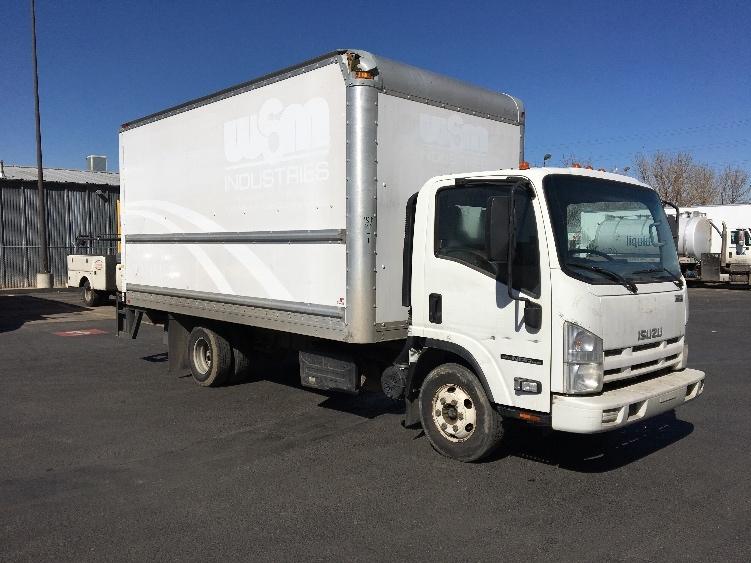 Medium Duty Box Truck-Light and Medium Duty Trucks-Isuzu-2012-NPR-DENVER-CO-116,316 miles-$29,750