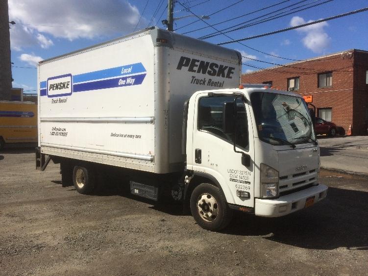 Medium Duty Box Truck-Light and Medium Duty Trucks-Isuzu-2012-NPR-WEST HAVEN-CT-90,525 miles-$30,000
