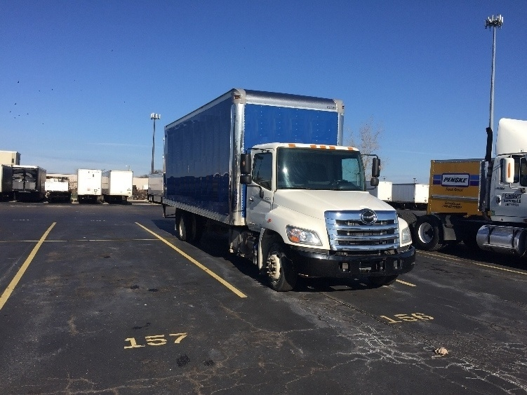 Medium Duty Box Truck-Light and Medium Duty Trucks-Hino-2012-258LP-WARREN-MI-119,482 miles-$39,250
