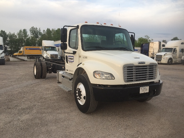 Cab and Chassis Truck-Light and Medium Duty Trucks-Freightliner-2012-M2-POPLAR BLUFF-MO-112,046 miles-$38,000