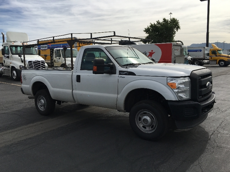 Pickup Truck-Light and Medium Duty Trucks-Ford-2011-F250-WEST VALLEY CITY-UT-139,411 miles-$12,000