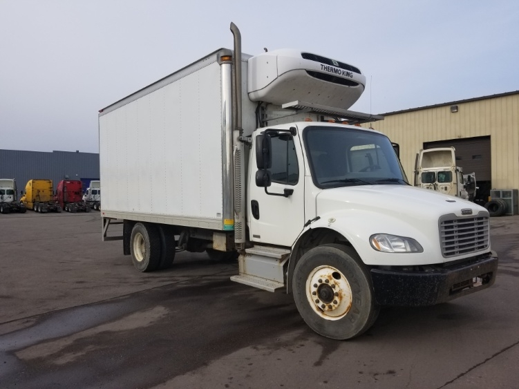 Reefer Truck-Light and Medium Duty Trucks-Freightliner-2012-M2-CALGARY-AB-325,280 km-$49,250