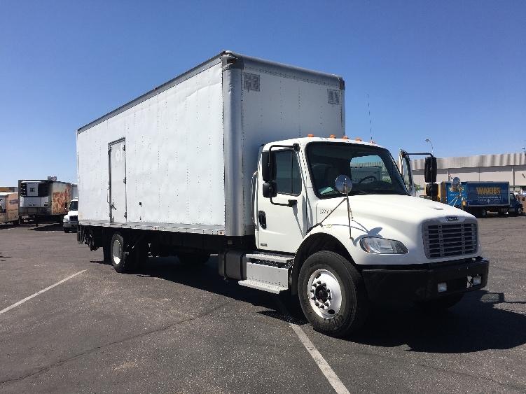 Medium Duty Box Truck-Light and Medium Duty Trucks-Freightliner-2012-M2-PHOENIX-AZ-126,799 miles-$37,250