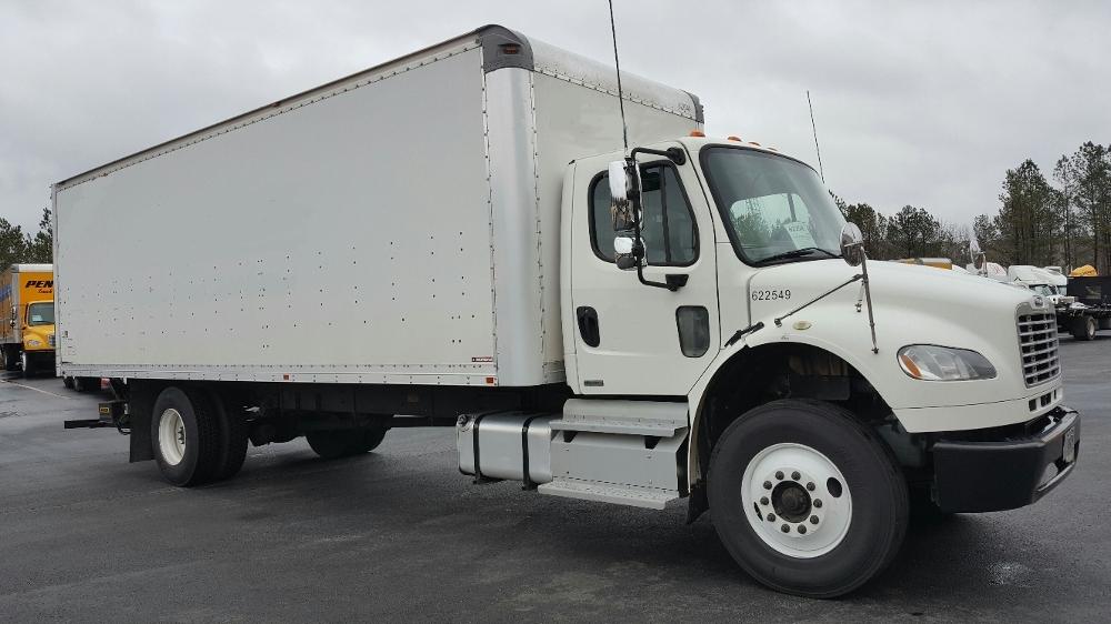 Medium Duty Box Truck-Light and Medium Duty Trucks-Freightliner-2012-M2-VILLA RICA-GA-460,036 miles-$22,500