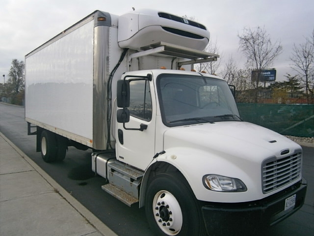 Reefer Truck-Light and Medium Duty Trucks-Freightliner-2012-M2-TORONTO-ON-225,406 km-$45,750