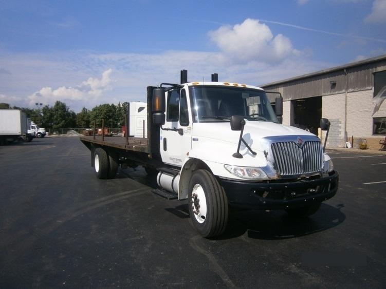 Flatbed Truck-Light and Medium Duty Trucks-International-2012-4300-CAPITOL HEIGHTS-MD-182,426 miles-$19,750