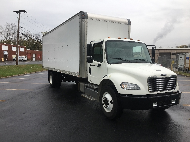 Medium Duty Box Truck-Specialized Equipment-Freightliner-2012-M2-WATERBURY-CT-74,051 miles-$35,750