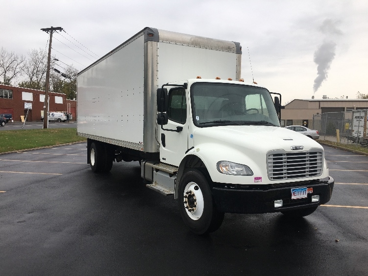 Medium Duty Box Truck-Light and Medium Duty Trucks-Freightliner-2012-M2-WATERBURY-CT-108,155 miles-$29,000