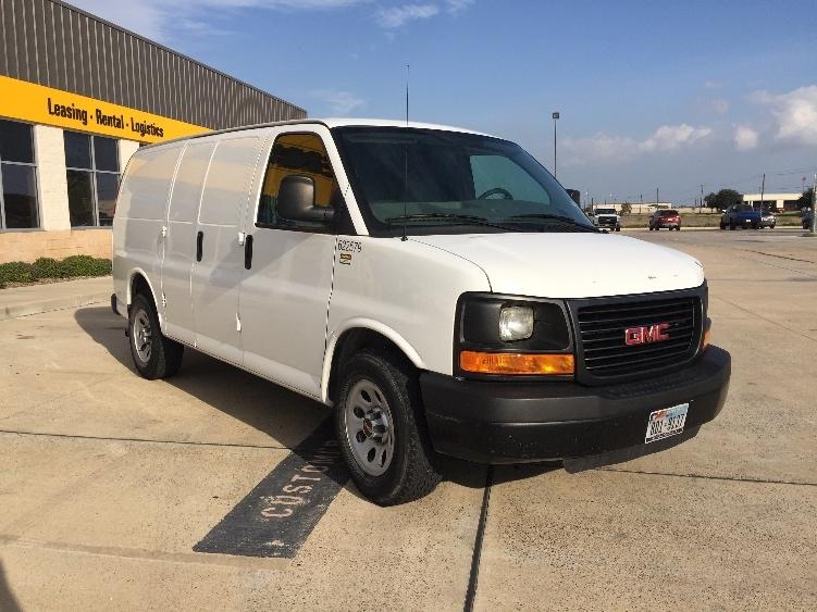 Cargo Van (Panel Van)-Light and Medium Duty Trucks-GMC-2011-Savana G13405-CORPUS CHRISTI-TX-131,964 miles-$11,500