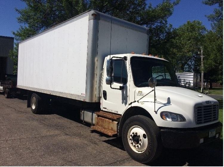 Medium Duty Box Truck-Light and Medium Duty Trucks-Freightliner-2012-M2-BROOKLYN PARK-MN-237,094 miles-$26,250