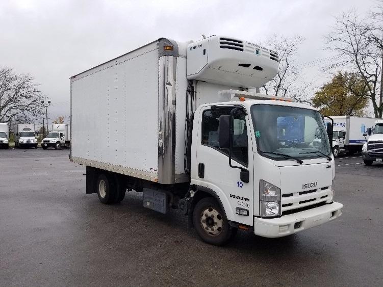 Reefer Truck-Light and Medium Duty Trucks-Isuzu-2011-NPR-LEXINGTON-KY-105,212 miles-$26,750