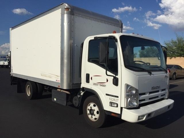 Medium Duty Box Truck-Light and Medium Duty Trucks-Isuzu-2012-NPR-PHOENIX-AZ-175,474 miles-$24,250
