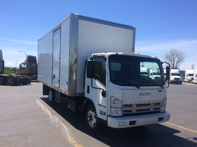Medium Duty Box Truck-Light and Medium Duty Trucks-Isuzu-2011-NQR-SAINT LAURENT-PQ-410,215 km-$18,750