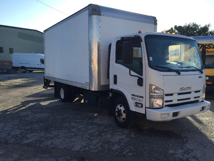 Medium Duty Box Truck-Light and Medium Duty Trucks-Isuzu-2011-NPR-TAMPA-FL-146,328 miles-$21,750
