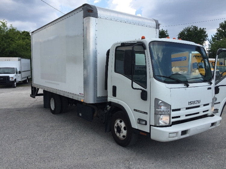 Medium Duty Box Truck-Light and Medium Duty Trucks-Isuzu-2011-NPR-TAMPA-FL-193,998 miles-$18,750