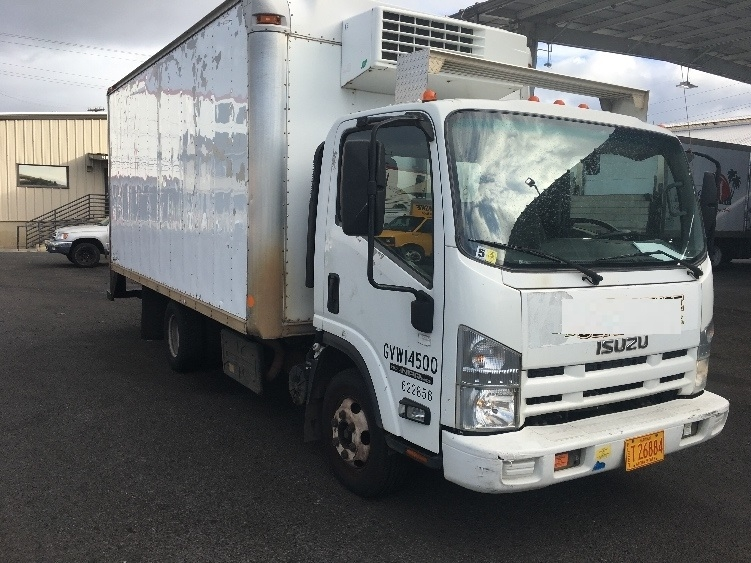 Reefer Truck-Light and Medium Duty Trucks-Isuzu-2012-NPR-TORRANCE-CA-116,547 miles-$40,750