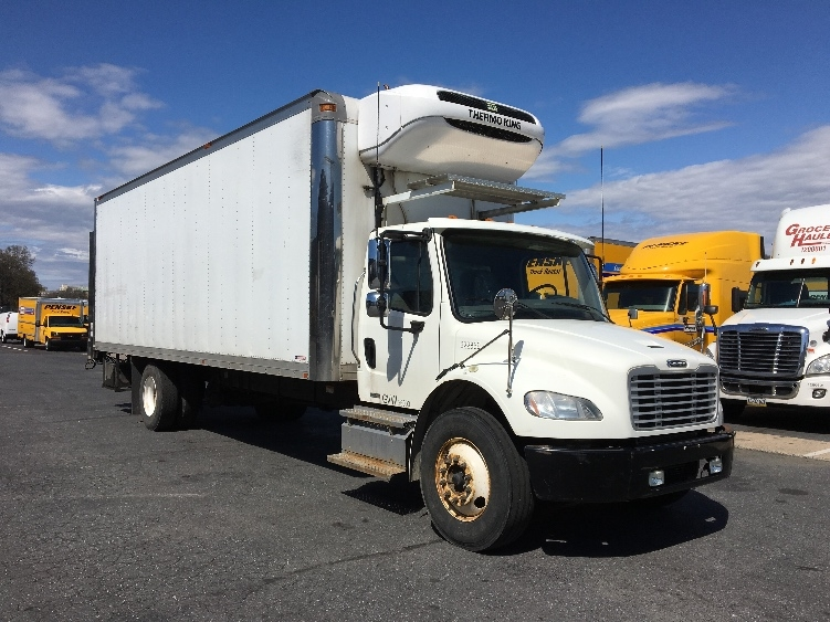 Reefer Truck-Light and Medium Duty Trucks-Freightliner-2012-M2-READING-PA-86,067 miles-$48,000