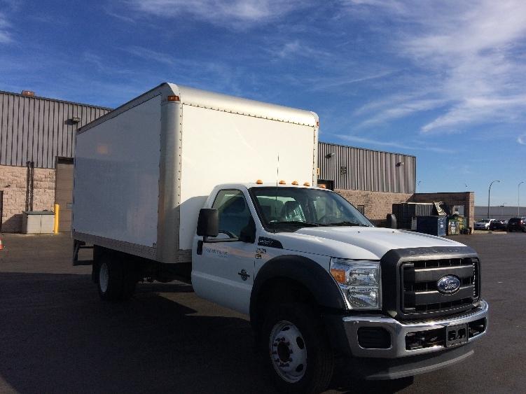 Medium Duty Box Truck-Light and Medium Duty Trucks-Ford-2011-F450-SAINT LAURENT-PQ-132,538 km-$27,750