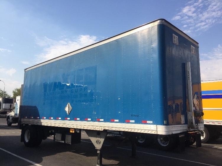 Dry Van Trailer-Semi Trailers-Hyundai-2011-Trailer-TEMPE-AZ-256,242 miles-$14,750