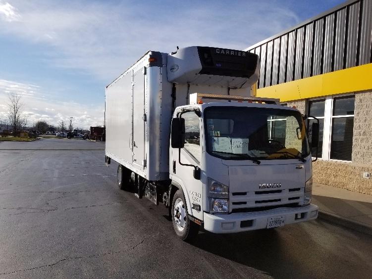 Reefer Truck-Light and Medium Duty Trucks-Isuzu-2011-NRR-ELK GROVE VILLAGE-IL-111,495 miles-$32,500