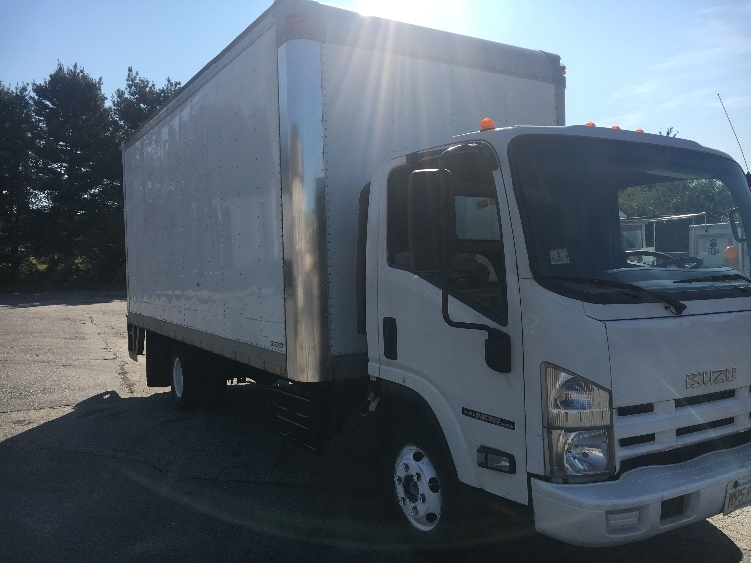 Medium Duty Box Truck-Light and Medium Duty Trucks-Isuzu-2011-NPR-MEDFORD-MA-155,813 miles-$19,000