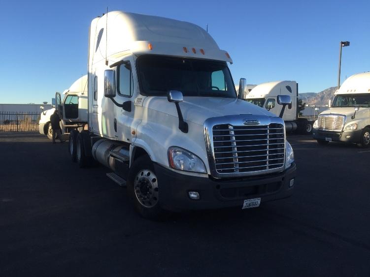 Sleeper Tractor-Heavy Duty Tractors-Freightliner-2012-Cascadia 12564ST-DENVER-CO-481,848 miles-$50,000
