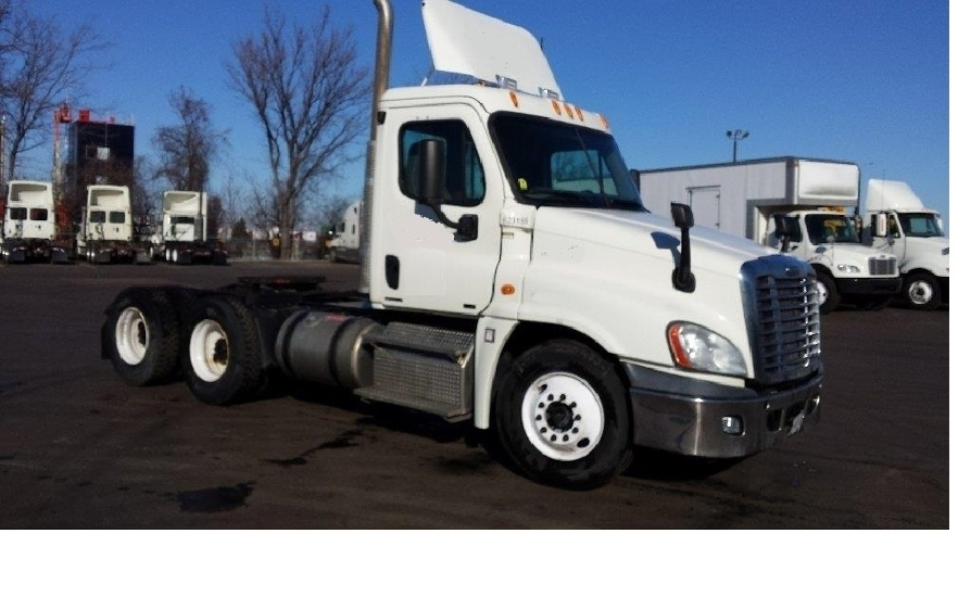 Day Cab Tractor-Heavy Duty Tractors-Freightliner-2012-Cascadia 12564ST-MISSISSAUGA-ON-341,678 km-$57,000