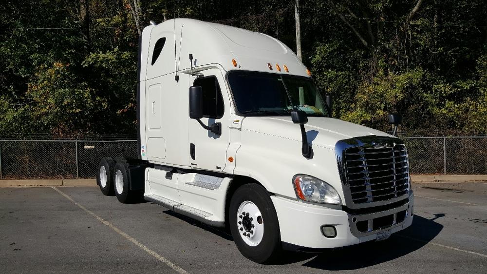 Sleeper Tractor-Heavy Duty Tractors-Freightliner-2012-Cascadia 12564ST-DALTON-GA-766,436 miles-$33,250