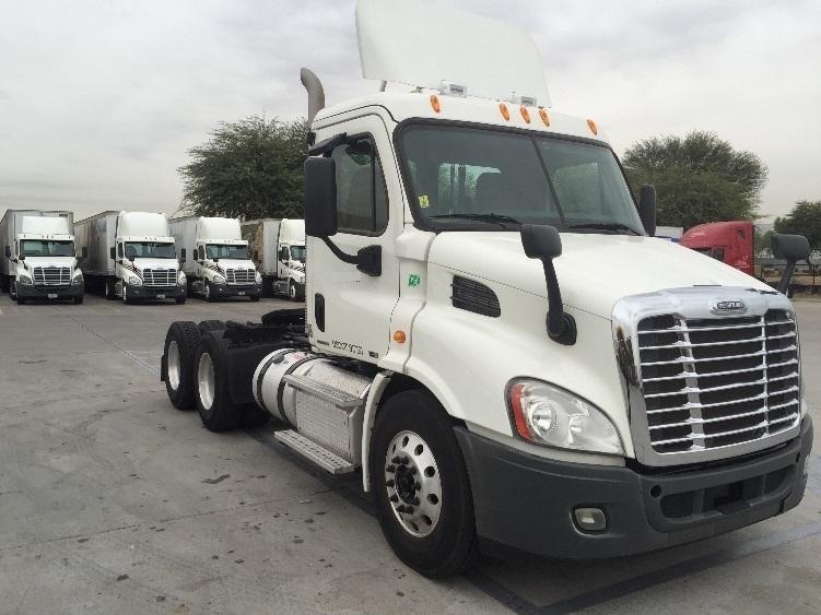 Day Cab Tractor-Heavy Duty Tractors-Freightliner-2012-Cascadia 11364ST-PHOENIX-AZ-372,384 miles-$40,250