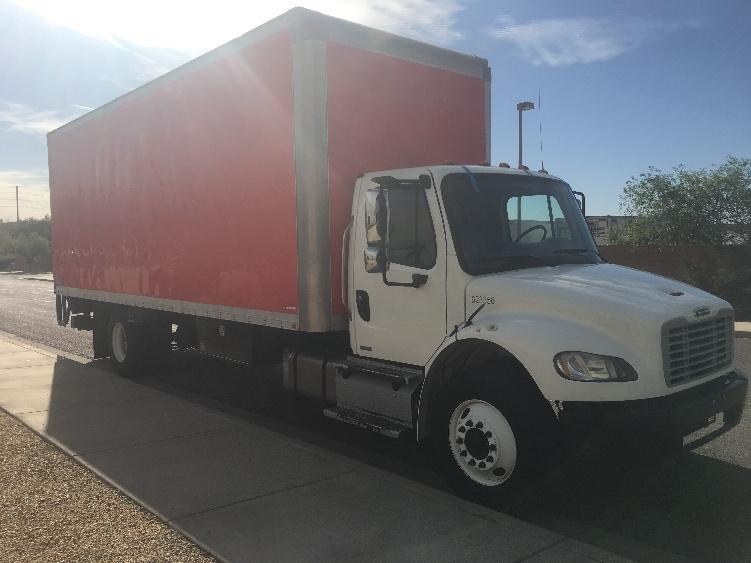 Medium Duty Box Truck-Light and Medium Duty Trucks-Freightliner-2012-M2-PHOENIX-AZ-169,791 miles-$34,000