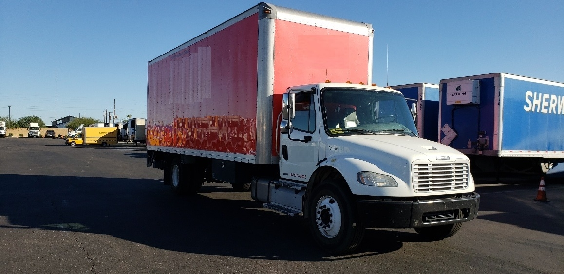 Medium Duty Box Truck-Light and Medium Duty Trucks-Freightliner-2012-M2-PHOENIX-AZ-179,475 miles-$32,500