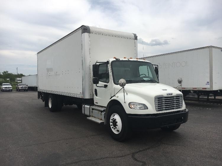 Medium Duty Box Truck-Light and Medium Duty Trucks-Freightliner-2012-M2-ERLANGER-KY-360,919 miles-$26,000