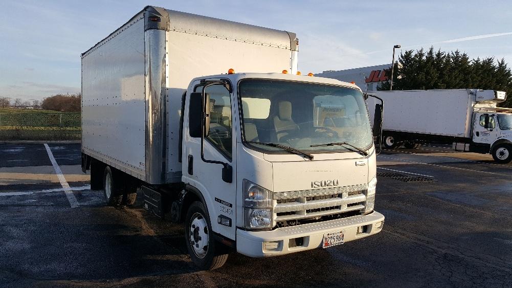 Medium Duty Box Truck-Light and Medium Duty Trucks-Isuzu-2011-NRR-CARLISLE-PA-110,659 miles-$29,250