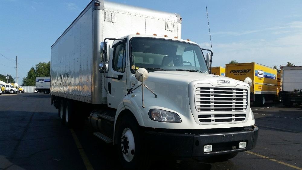 Medium Duty Box Truck-Light and Medium Duty Trucks-Freightliner-2012-M211264S-MANASSAS-VA-287,348 miles-$55,250