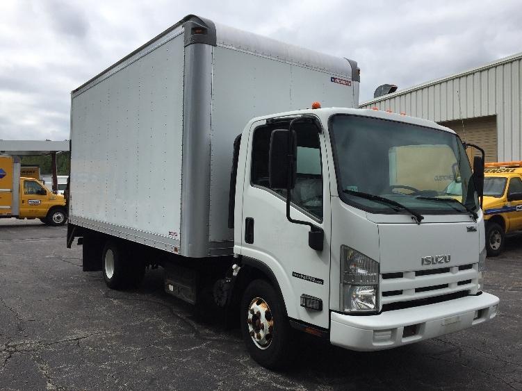 Medium Duty Box Truck-Light and Medium Duty Trucks-Isuzu-2012-NPR-FITCHBURG-MA-79,815 miles-$29,000
