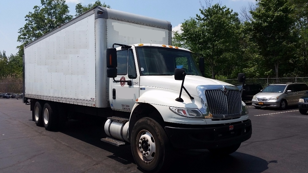 Medium Duty Box Truck-Heavy Duty Tractors-International-2012-4400-PARSIPPANY-NJ-181,761 miles-$32,500