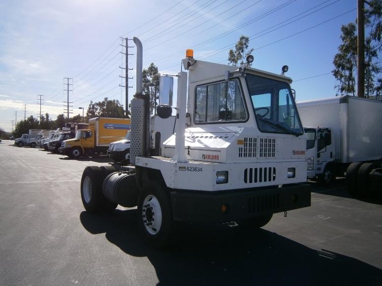 Yard Truck-Heavy Duty Tractors-Ottawa-2011-YT30-CITY OF INDUSTRY-CA-41,728 miles-$68,250