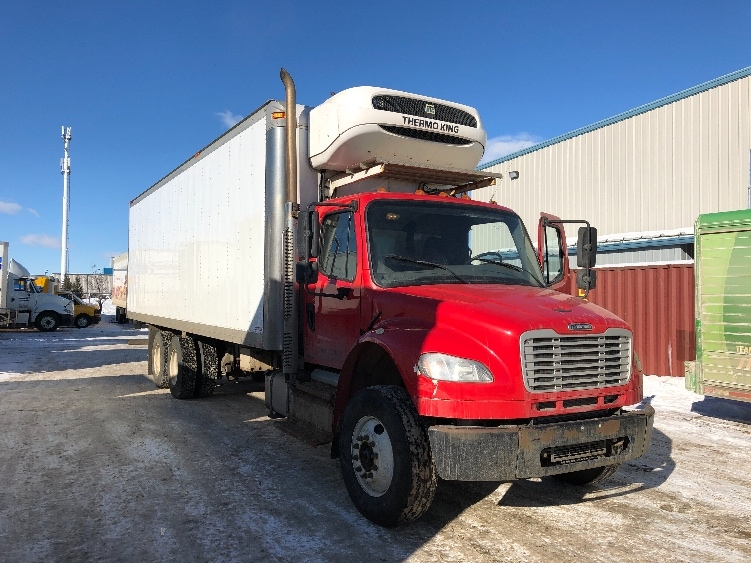 Reefer Truck-Light and Medium Duty Trucks-Freightliner-2012-M2-EDMONTON-AB-155,088 km-$62,250