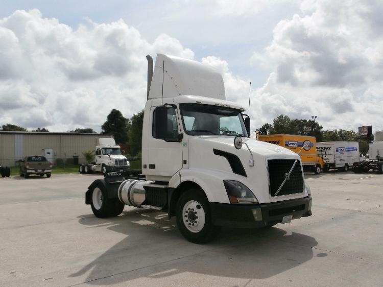 Day Cab Tractor-Heavy Duty Tractors-Volvo-2012-VNL42300-BATON ROUGE-LA-287,123 miles-$36,000