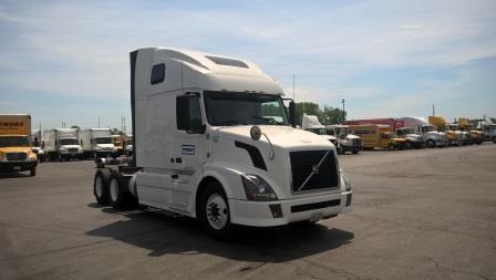 Sleeper Tractor-Heavy Duty Tractors-Volvo-2012-VNL64T670-KANSAS CITY-MO-508,521 miles-$38,750