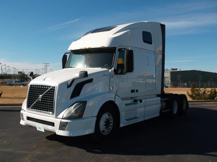 Sleeper Tractor-Heavy Duty Tractors-Volvo-2012-VNL64T670-OKLAHOMA CITY-OK-436,198 miles-$36,500