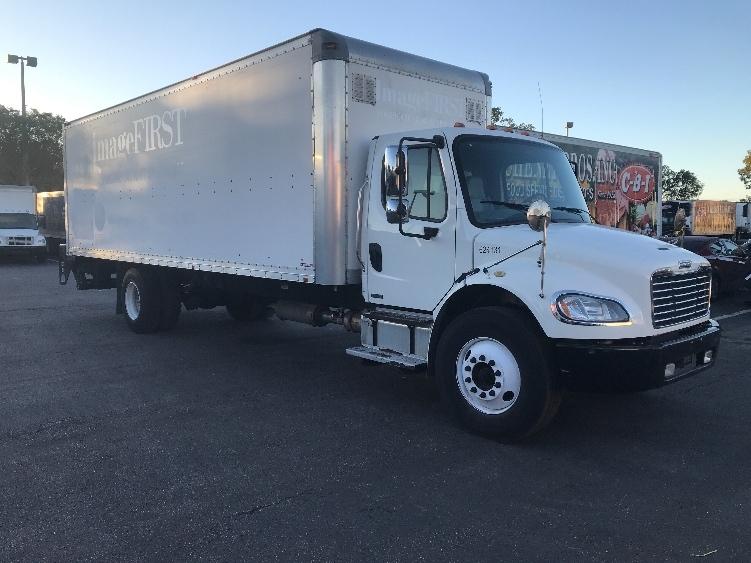 Medium Duty Box Truck-Light and Medium Duty Trucks-Freightliner-2012-M2-MEDLEY-FL-88,487 miles-$44,250