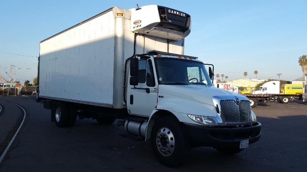 Reefer Truck-Light and Medium Duty Trucks-International-2012-4300-TORRANCE-CA-152,665 miles-$38,250