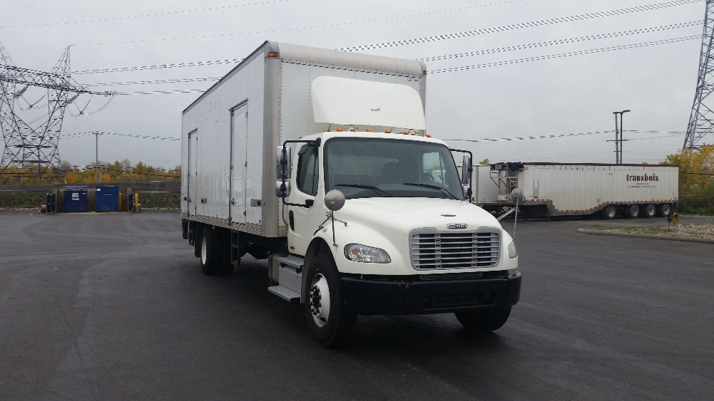 Medium Duty Box Truck-Light and Medium Duty Trucks-Freightliner-2012-M2-STE-FOY-PQ-175,525 km-$48,750