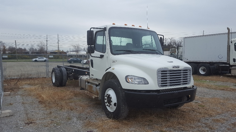 Cab and Chassis Truck-Light and Medium Duty Trucks-Freightliner-2012-M2-OWENSBORO-KY-241,512 miles-$20,750