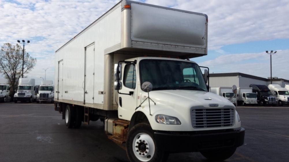 Medium Duty Box Truck-Light and Medium Duty Trucks-Freightliner-2012-M2-SAINT LAURENT-PQ-246,920 km-$43,500